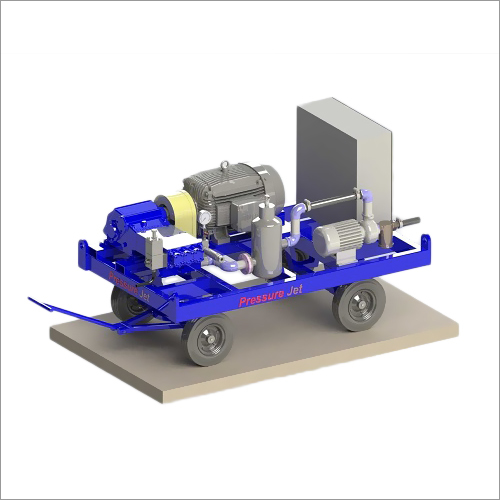 Industrial Hydro Blasting Machine