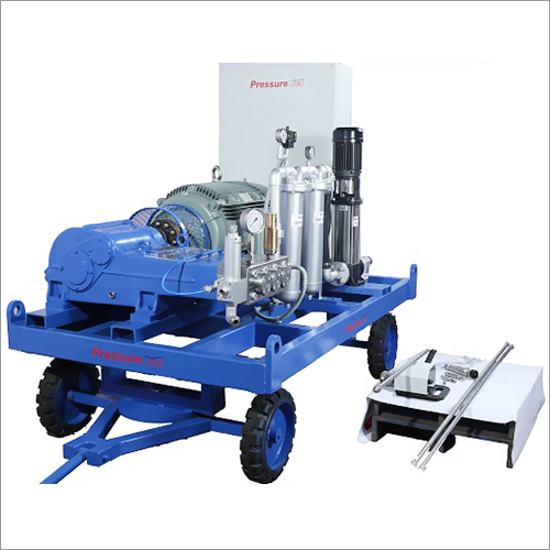 20000 PSI Hydro Blasting Machine