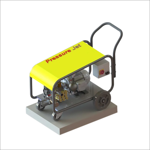 1450 RPM Hydro Jetting Machine