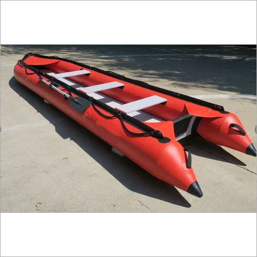 Inflatable Kayak Red Boat, with different size