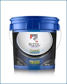 Rizol PMG ( API CF 20W-40 )