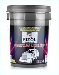 RIZOL MARATHON LONG LIFE GREASES RUN