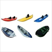 Pvc Inflatable Rubber Canoe
