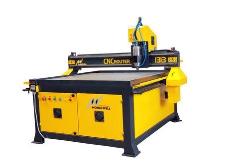 CNC ALUMINIUM CARVING MACHINE