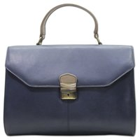 Leather Office Bag Executive Briefcase