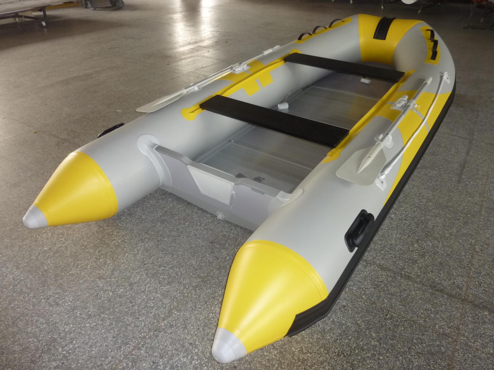 430V Inflatable Rubber Boat