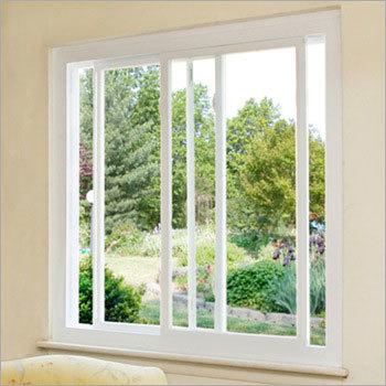 UPVC Plain Windows