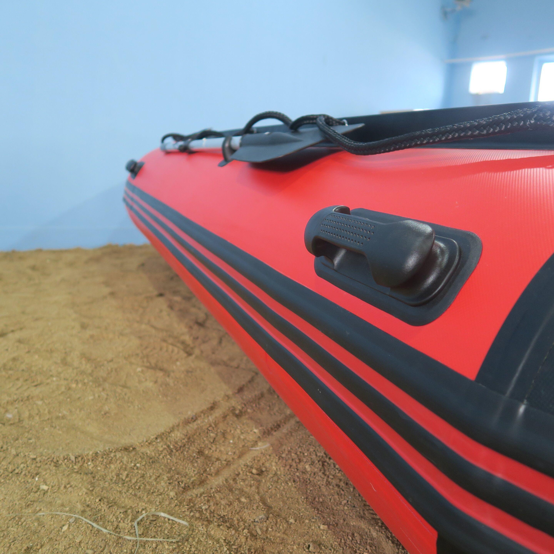 Aluminium Floor Inflatable Boat 380 Cm