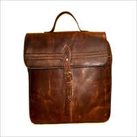 Tan Leather Buff Vachetta Bag