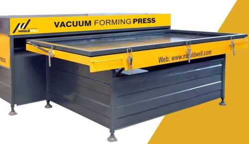 VACUUM EMOSSING MACHINE