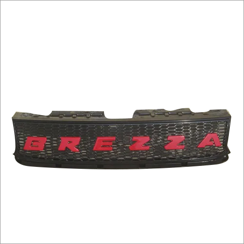 Brezza Alfa Grill Black/Red
