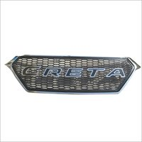 Creta 2018 Alpha Chrome Black Chrome Grill