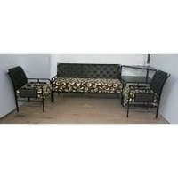 Metal sofa sets