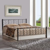 Metal Single Bed