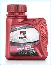 RIZOL BREAK FLUID DOT - 4