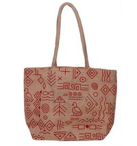 Natural Small Shopping Bag