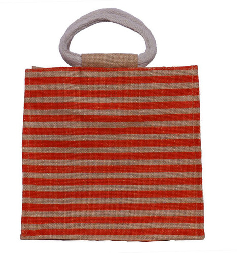 Stripes Striped Lunch Bag