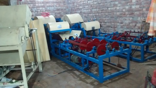 2 Ply Coir Yarn spinning Machine