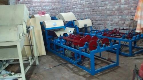 Coir Yarn spinning Machine