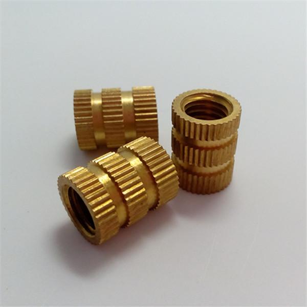 Industrial Brass Threaded Insert