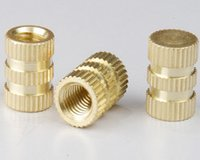 Industrial Brass Threaded Insert Exporter,Manufacturer