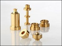 Brass CNC Turned Components