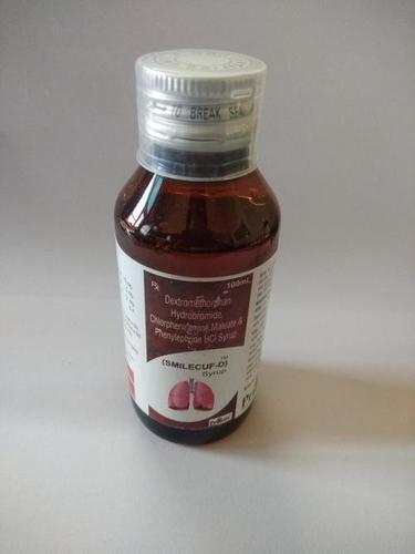 Dextromethorphan Hydrobromide 10 Mg + Phenylephrine HCL 5 MG + Chlorpheniramine Maleate 2 MG Syrup