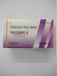 Deflazacort 6 MG Tablets