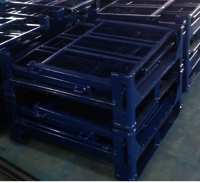 Industrial Folding  Pallets Trolley