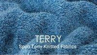 Spun Terry Fabric