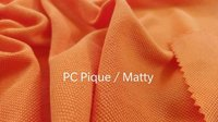 PC Pique Fabrics