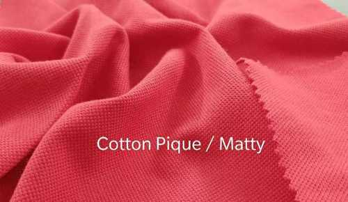 Cotton Matty Fabric