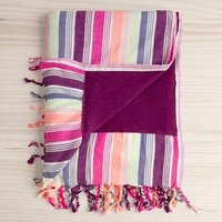 Pareo Beach Terry Towel Fabric