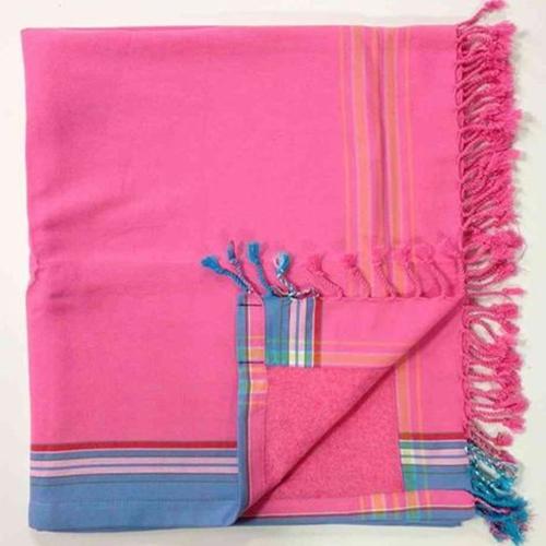 Sarong Beach Terry Towel Fabric