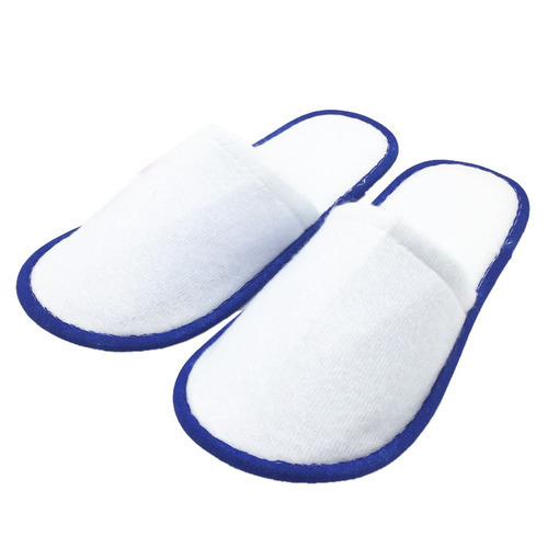 Terry Towel Fabric Hotel Slipper