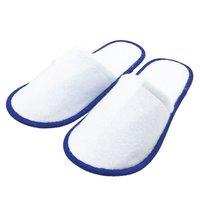 Terry Towel Fabric Hotel Slipper
