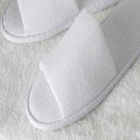 Hotel Slipper Fabric