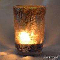 Beautiful Glass Candle Votive