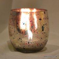 Decor Votive Glass Candle