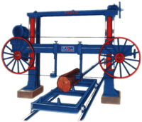 LAXMI Horizontal Band Saw Machine