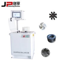 Industrial Fan Impeller Household Fan Blade Balancing Machine