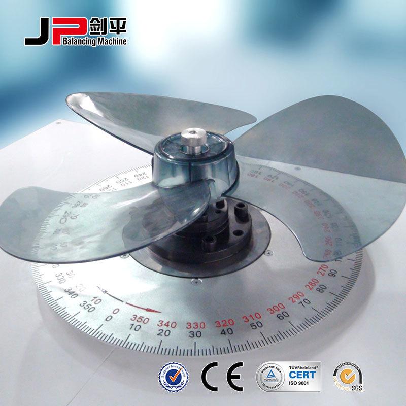 Industrial Fan Impeller Household Fan Blade Balancing Machine