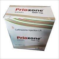 Ceftriaxone 1 GM Injection