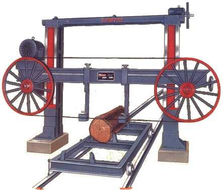 LAXMI BAND SAW MACHINE