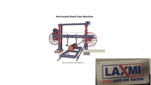 LAXMI BAND SAW MACHINERY