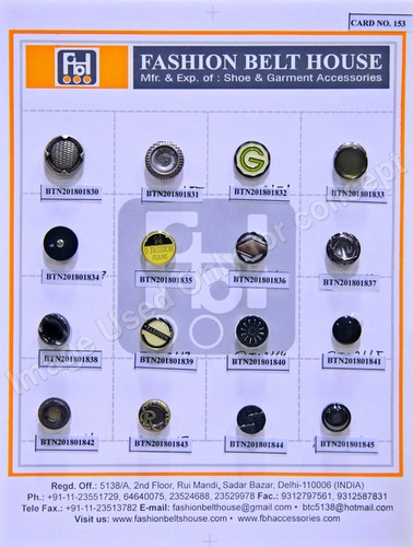 Buttons & Revits