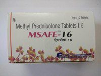 Methyl Prednisolone 16 MG Tablet