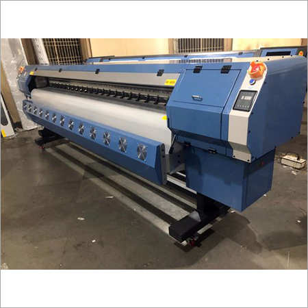 Solvent Flex Printing Machine