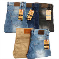 Mens Denim Casual Jeans