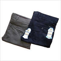 Mens Formal Cotton Trouser